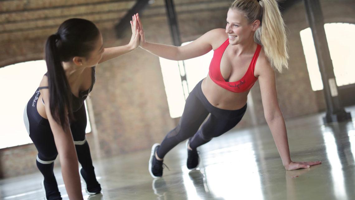 Workout Trainingsplan Zuhause