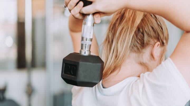 Welche Muskelgruppe an welchem Tagen trainieren?
