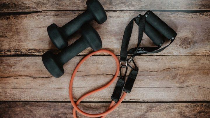 Trainingsbänder Test