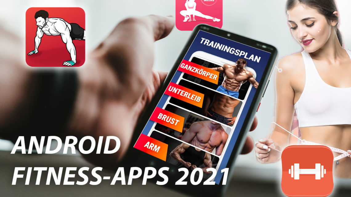 Android Fitness Apss im Vergleich